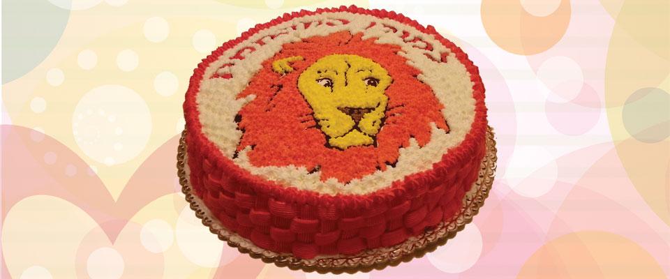 עוגת קצפת אריה