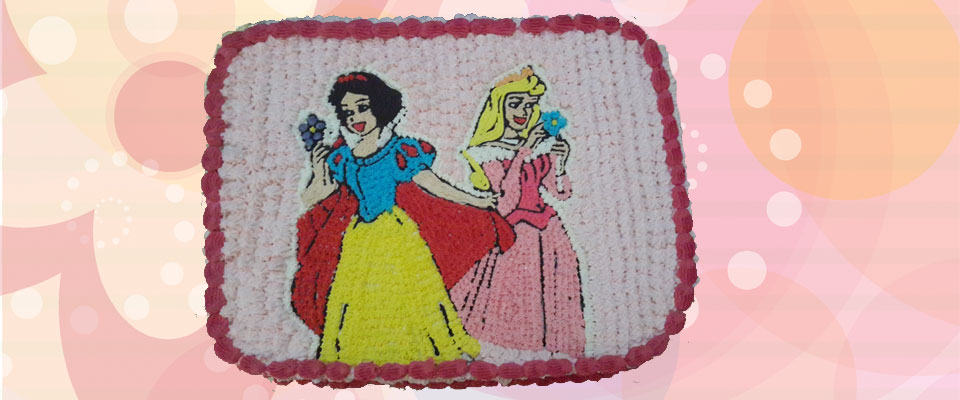 עוגת קצפת נסיכות